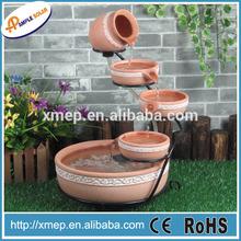 AmpleSolar keramik kaskaden brunnen manufacture