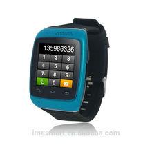 2014 new wrist watch mp3 player latest wrist watch mobile phone