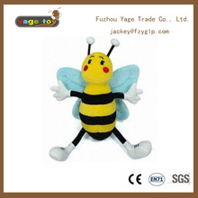 soft bee stuffed animal toy custom plush toys for