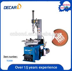 TC930 cheap DECAR machine test the tires in tire repair shop