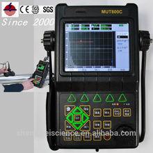 Portable ultrasonic cracking tester