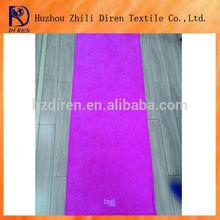 microfiber yoga towel non slip towel sheets/ yoga towel mats