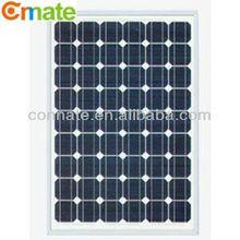 100w solar mono panels with cheap price per watts