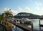 Marina Dock Aluminum Floating Wharf