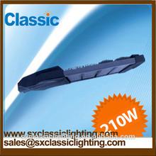led solar street lighting system 210W IP66 commercial led street light photovoltaic