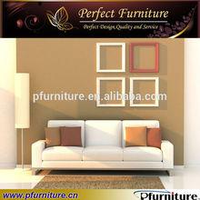 Living room leather comfortable casual sofa PFS5674