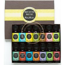 Essential oil gift box packaging in set