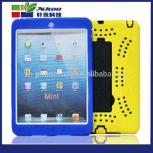 Hot Sales Polka-dot Slim Hard Plastic Back Smart Cover Case for iPad mini