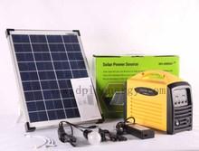 solar charger for ipad/portable solar lighting system/portable solar generator