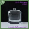 100ml bag style prefume glass bottle