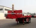 Hohe Nutzlast kipper LKW/sattelauflieger mit 20 ft