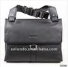 2014 New arrival real leather laptop messenger bag for men