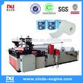 de la máquina para hacer papel higiénico rollo spb1575