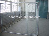 Heavy duty steel metal hot dip galvanized chain link dog pet run