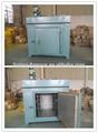 sala de horno de resistencia eléctrica