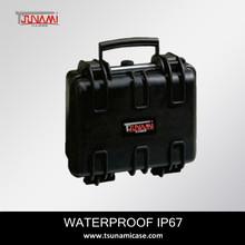 tsunamicase waterproof case No.272012 plastic tool case fishing tackle case