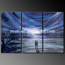 2014 handpainted group oil paintings landscape wholesale