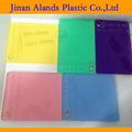 2014 vendita calda acrilico colato/plexiglass/foglio di perspex/pensione/pannello