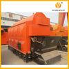 RATED power 1-20t/h steam TEM.170-204 Thermal Effeciency 92%!! horizontal coal fired boiler