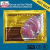 Top selling Red algae extract Glycerine promotional gel eye mask