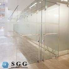High quality glass sliding wall