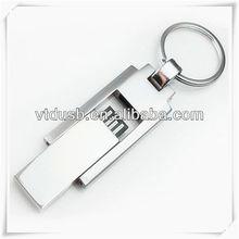 Metal usb pen stick metal usb flash drive usb metal with keychain