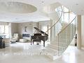 alta classe o projeto villa de decoração de interiores naturais pedraartificial escada