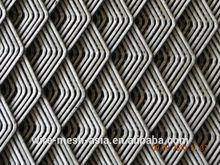 De alta calidad de acero inoxidable de malla de metal desplegado/chimenea con la tapa de malla
