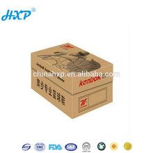 Paper box 3-Layer B-Flute Flexo Basketball shoes