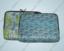SBR neoprene waterproof shock resist laptop case 10""