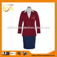 2014 wholesale color ladies coat dress suits