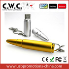 Bullet USB flash drive Metal USB Flash Drive 4GB/8GB custom solution PVC/SILICONE Mould fee 60 USD Mould time 3 days