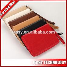 zipper case for ipad mini,shockproof for mini ipad case custom design case for ipad mini