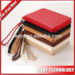 for ipad Mini zipper case/Waterproof zipper case for ipad Mini pu leather case for ipad mini