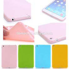 TPU Rubber Skin Cover Slip Gel Case For Apple iPad Mini 2