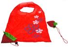 Customized Foldable SHOPPING BAG Strawberry SHOPPER Eco Reusable Tote ShoulderBag Pouch Handbag China