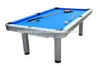 8ft waterproof outdoor Pool Table TOP-9902