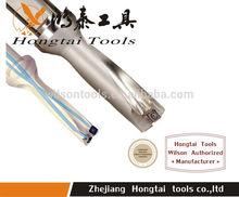 high speed drill u drill WCMT insert indexable insert drill