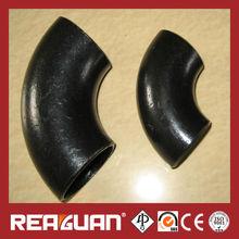 SCH40 DIN DN250 butt weld elbow tube fitting hebei factury