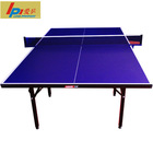 Love Pingpong Foldable & Movable Table Tennis Table