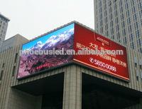 P10 DIP348 RGB Advertising Display LED Outdoor