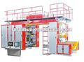 2 color máquina de impresión offset heidelberg