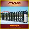 Aluminum Alloyed Automatic Industrial Gate