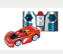 micro Infrared RC Wall Climbing Car toy
