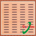 madeira mdf melamina peg board