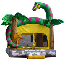 Inflatable Dinosaur Jungle Bouncer/ Jumper