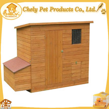 Wooden Chicken Coop For Laying Hens With Nest Box Pet Cages, Carriers & Houses