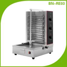 Máquina de kebab elétrico 3- aquecedor