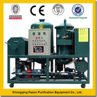 Double control system recycle engine oil