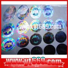 hologram label sticker number stickers hologram